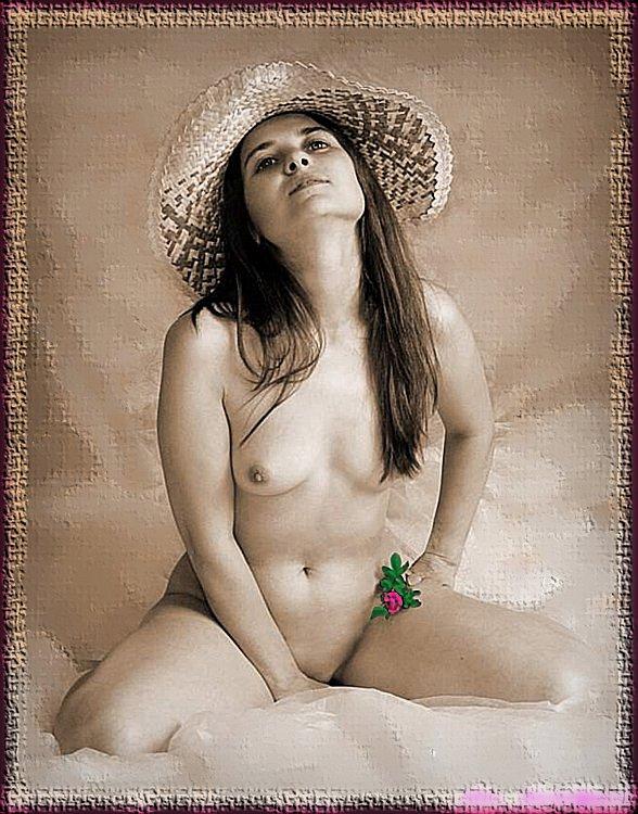 "photo ""Sashenka"" tags: nude, portrait, woman"