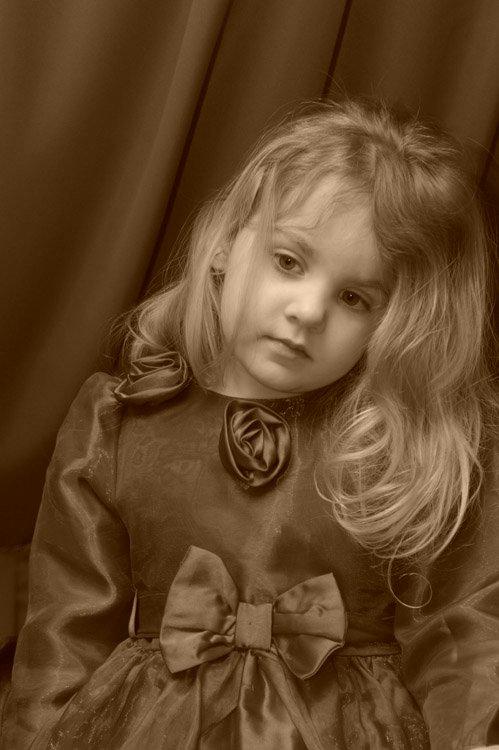 "photo ""Valeria"" tags: portrait, children"