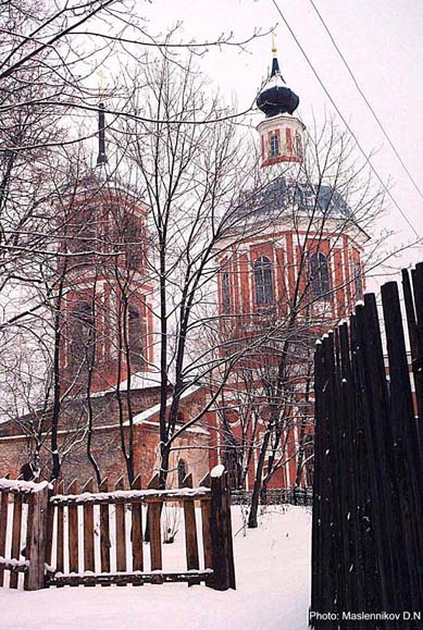 "фото ""Белкино - 2 зима"" метки: пейзаж, зима"