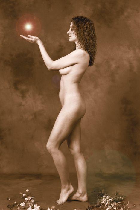 "photo ""Lumen - the light"" tags: nude,"