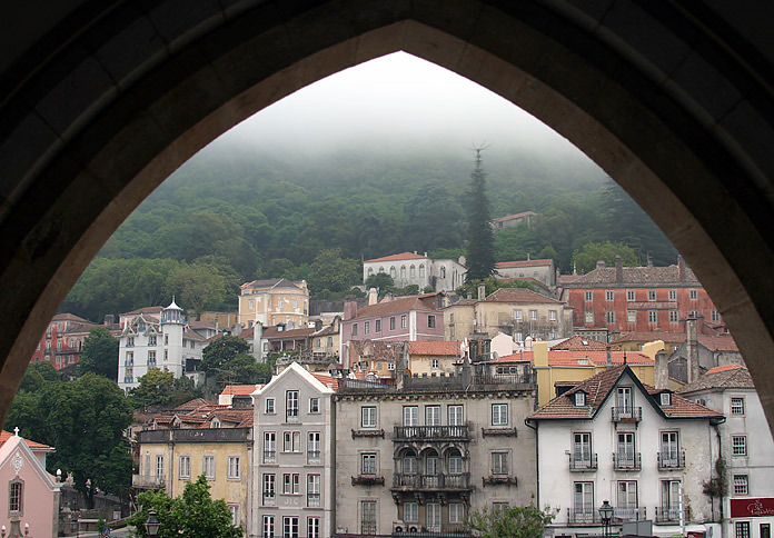 "photo ""Sintra"" tags: architecture, travel, landscape, Europe"