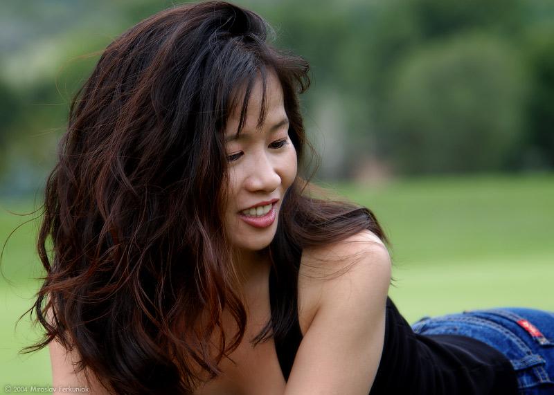 """photo """"Hu Tieu"""" tags: portrait, woman"""