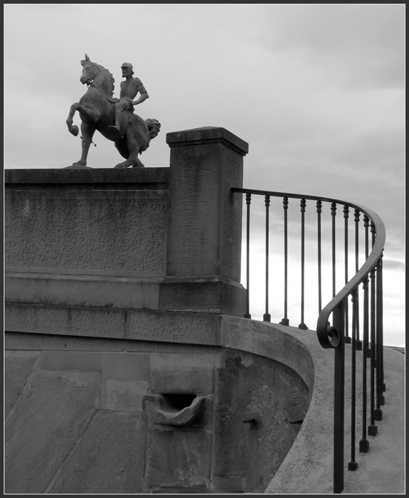 "photo ""The Messenger of Eternity."" tags: genre, architecture, landscape,"