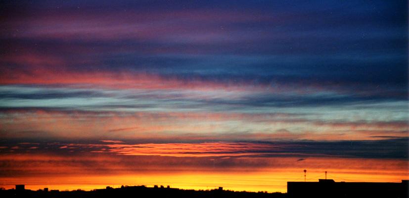 """фото """"одна большая радуга"""" метки: пейзаж, облака"""