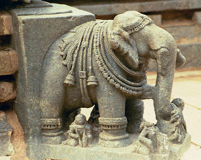"photo ""Stone Elephant"" tags: travel, Asia"