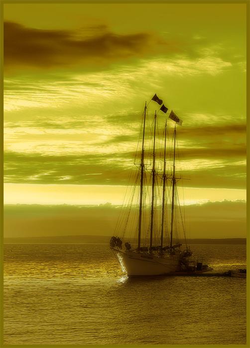 """фото """"Bar Harbor II"""" метки: разное,"""