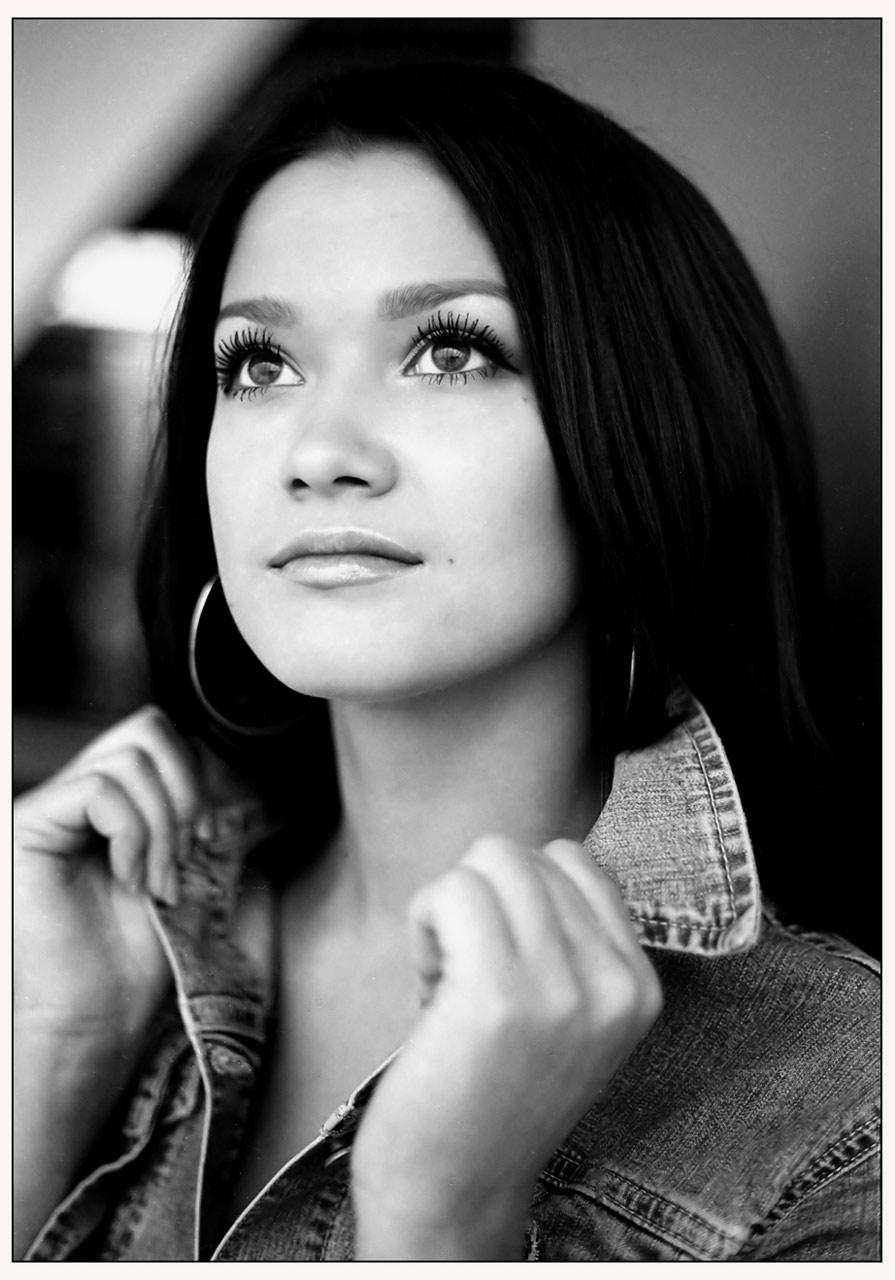 Простая фотка девушки 20 фотография