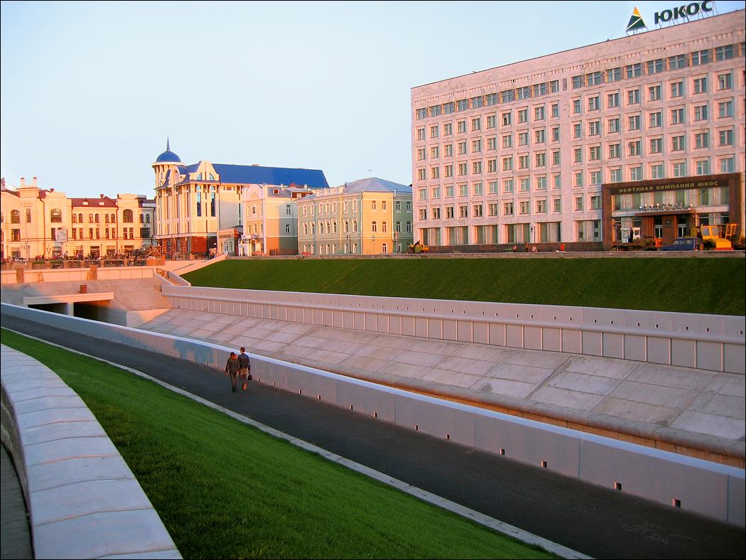 """фото """"[TOMSK] I"""" метки: архитектура, пейзаж,"""