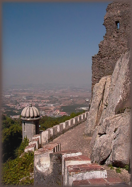 "фото ""Palacio da Pena (4)"" метки: путешествия, архитектура, пейзаж, Европа"