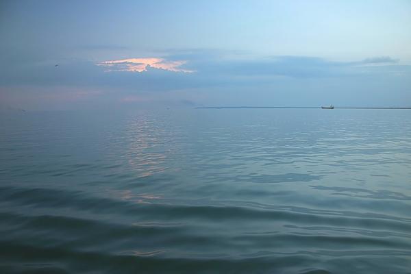 """фото """"Вечер в море"""" метки: пейзаж, путешествия, закат"""