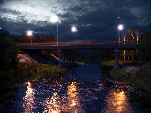 "фото ""."" метки: пейзаж, ночь, облака"