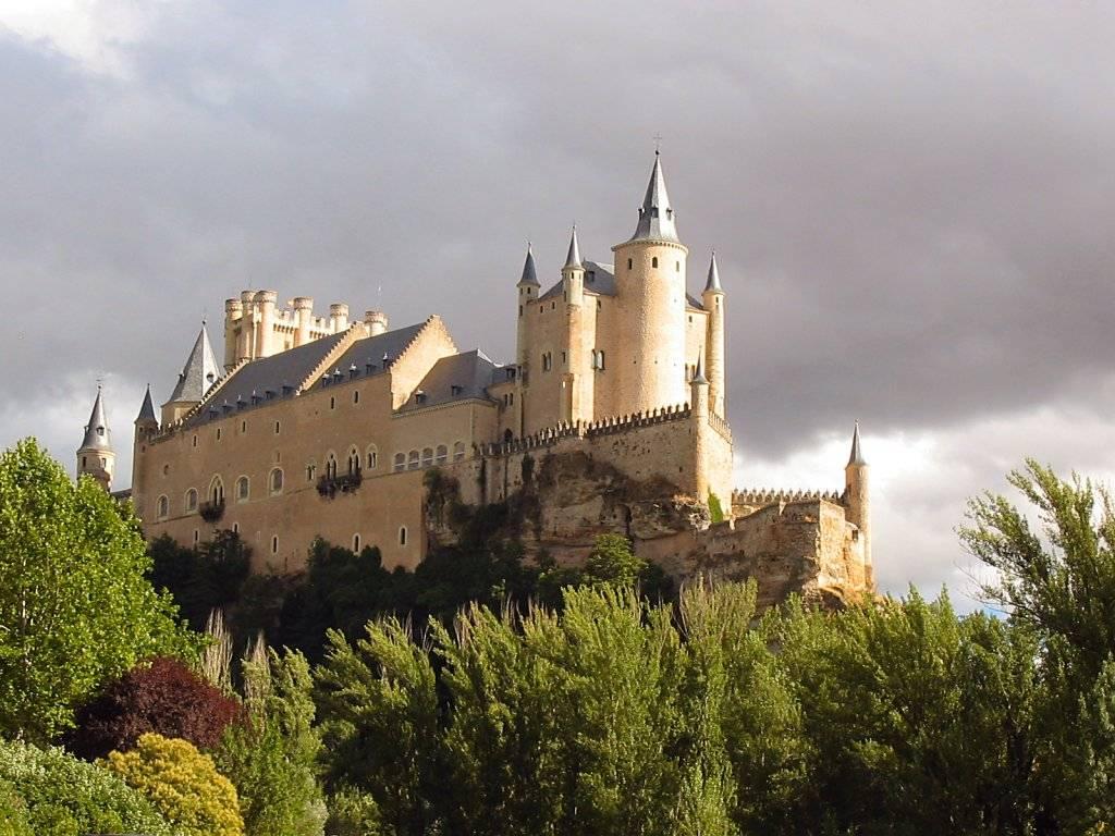 "фото ""Alcazar"" метки: архитектура, путешествия, пейзаж, Европа"