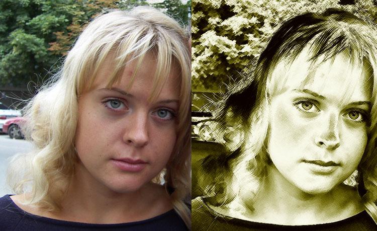 "фото ""Девушка"" метки: портрет, женщина"