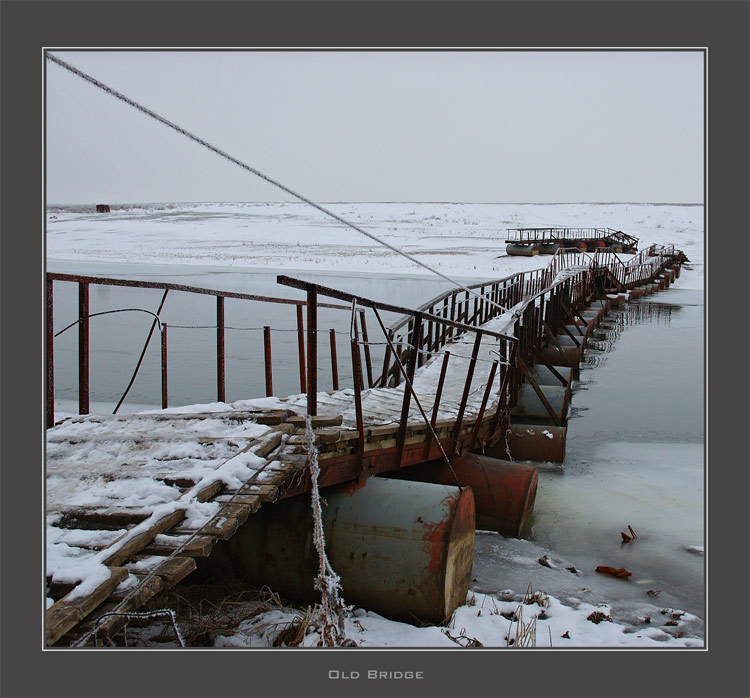 должны фото старого моста в софпороге нуждается том