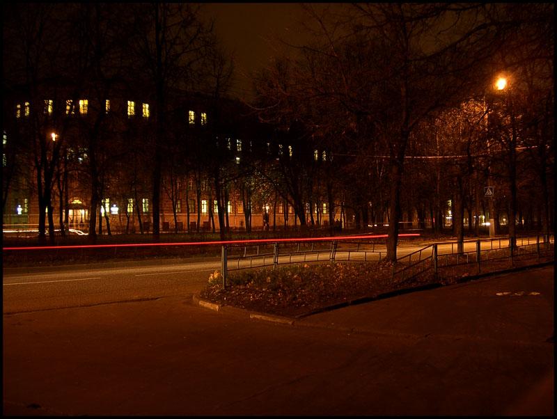 """фото """"Летняя Московская Ночь"""" метки: архитектура, пейзаж, ночь"""