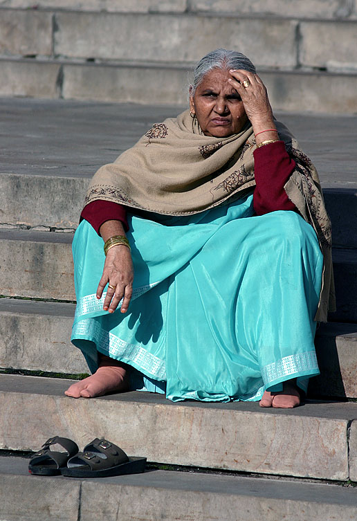 "фото ""не Индия..."" метки: портрет, женщина"