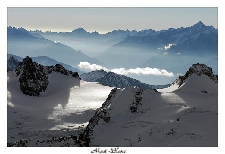 """фото """"Белая долина"""" метки: пейзаж, горы, зима"""
