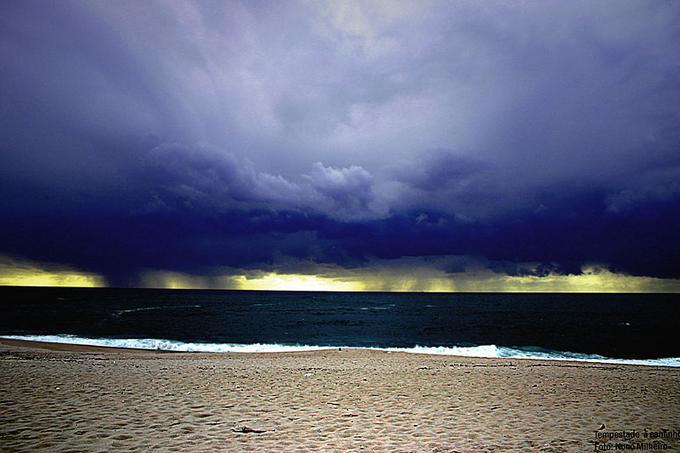 "фото ""line of the storm"" метки: пейзаж, зима"