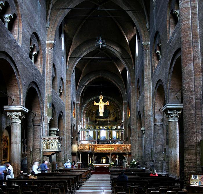 """фото """"La Chiesa"""" метки: архитектура, путешествия, пейзаж, Европа"""