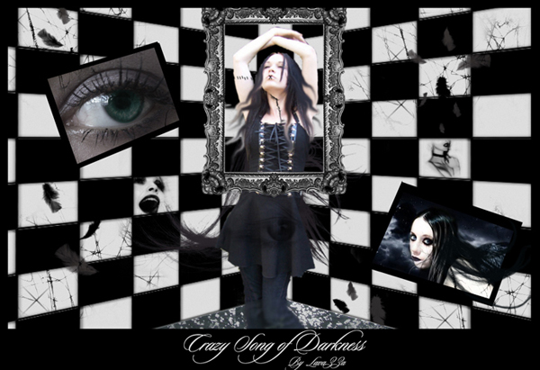 """фото """"Crazy Song of Darkness"""" метки: разное,"""
