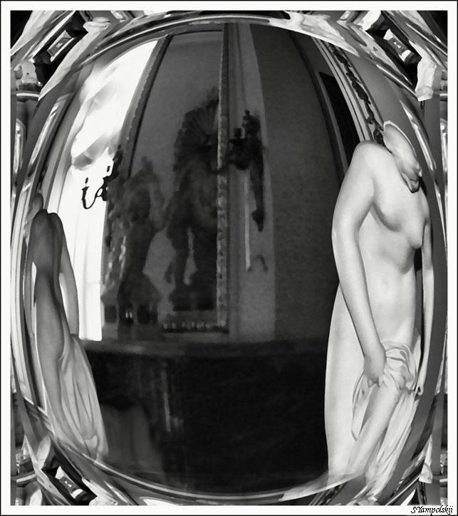 "фото ""Mirror of luck"" метки: жанр,"