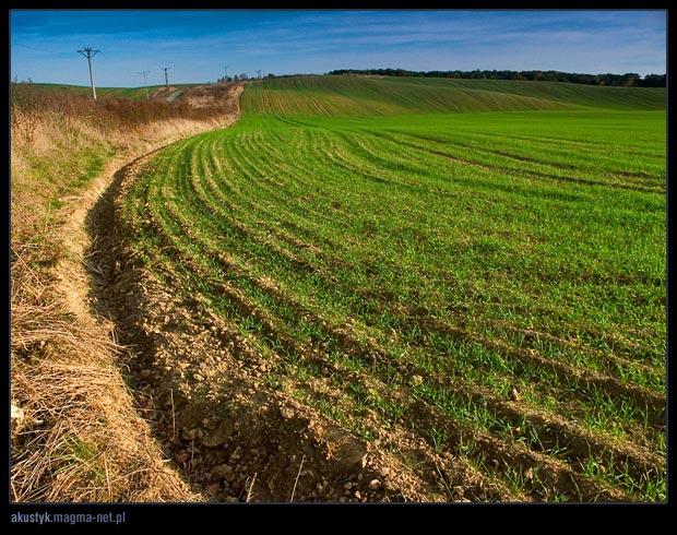 "photo ""kocie gory 3"" tags: landscape, autumn"