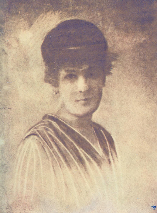 "фото ""Portrait retro ( Anna)"" метки: ретро, портрет, женщина"