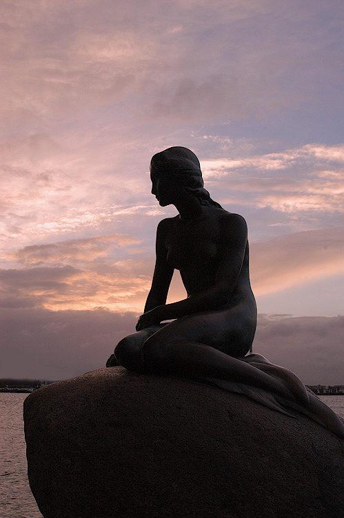 """фото """"Вечное ожидание."""" метки: путешествия, пейзаж, Европа, закат"""