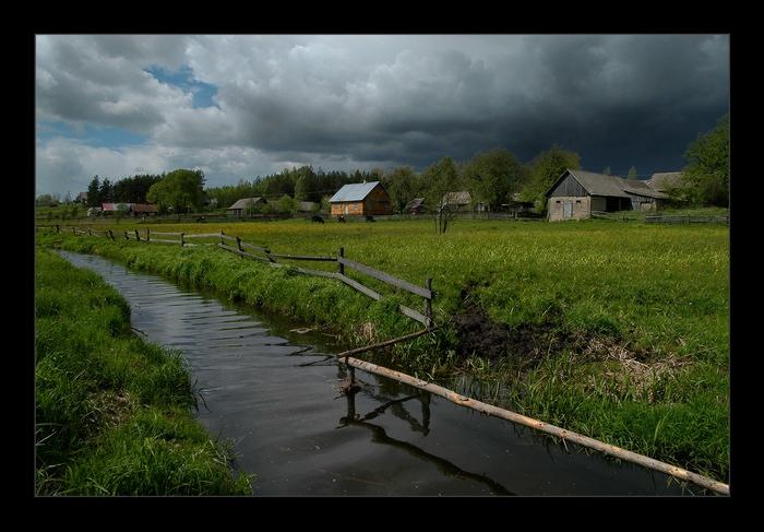 """фото """"before the storm"""" метки: пейзаж, лето"""