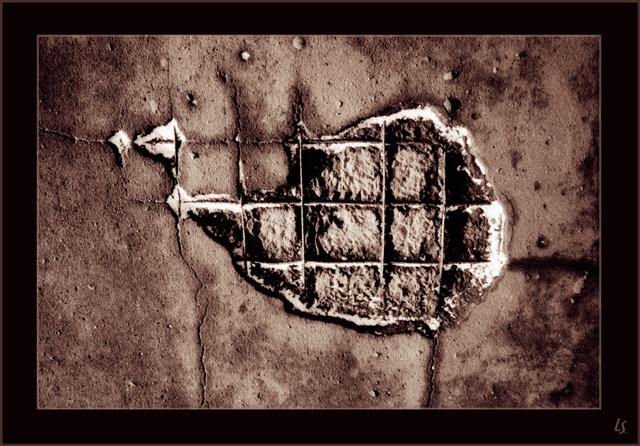 """фото """"Фантазия следопыта #1. Рыба-кит и подводный мир."""" метки: абстракция,"""