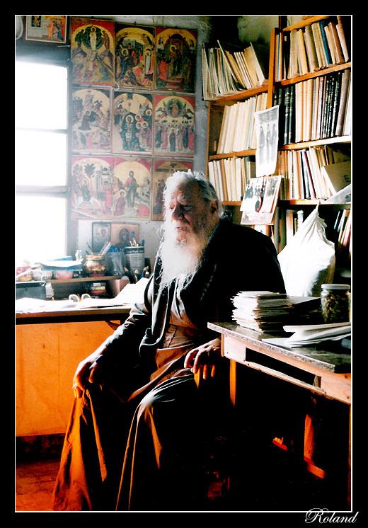 """фото """"Light of knowledge"""" метки: портрет, путешествия, Европа, мужчина"""