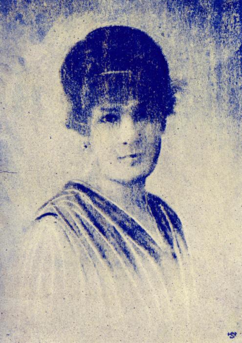 "фото ""Portrait retro (Anna 2)"" метки: ретро, портрет, женщина"