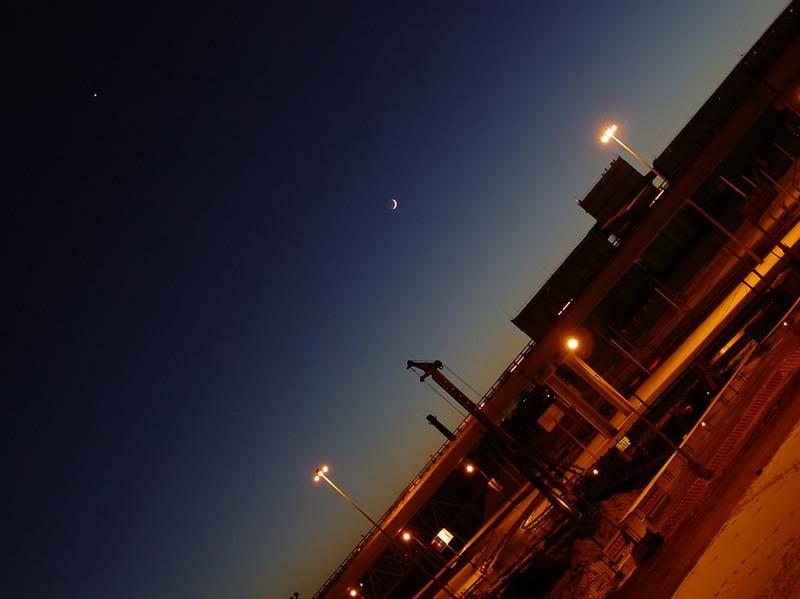 "фото ""....ночь"" метки: архитектура, пейзаж,"