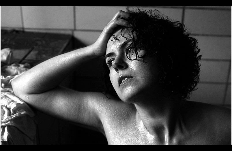 """фото """"d i s t a n c e"""" метки: черно-белые, портрет, женщина"""