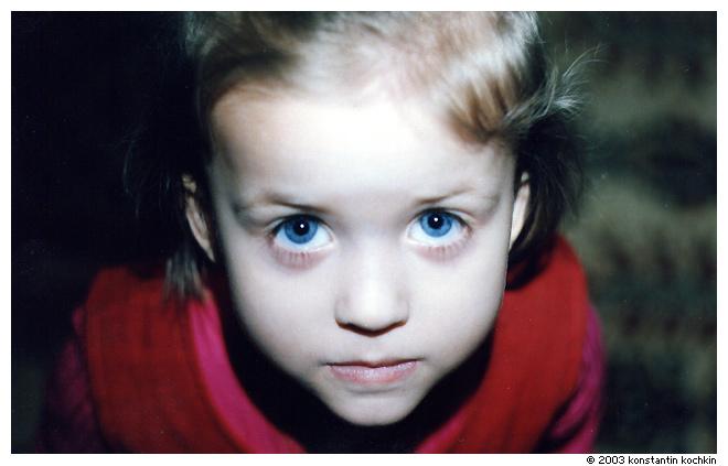 """фото """"девочка с голубыми глазами"""" метки: разное, портрет, дети"""