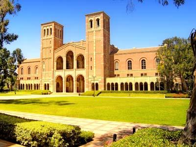 "фото ""University of California -- Los Angeles (UCLA)"" метки: архитектура, путешествия, пейзаж, Северная Америка"