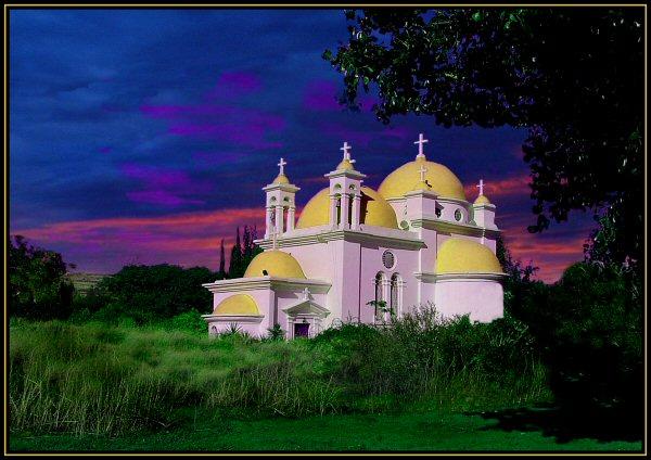 """фото """"God`s House"""" метки: архитектура, пейзаж,"""