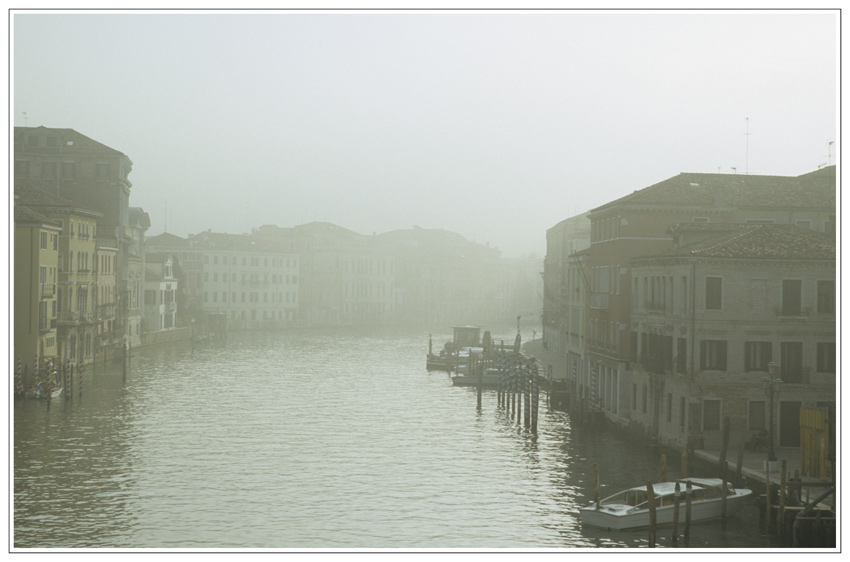 "фото ""So early, even the Gondolla`s were not awake yet"" метки: путешествия, архитектура, пейзаж, Европа"