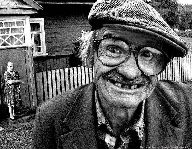 """фото """"Старые Русские"""" метки: жанр, портрет, мужчина"""