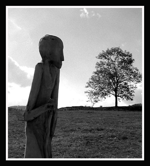 "фото ""loneliness"" метки: черно-белые, разное,"