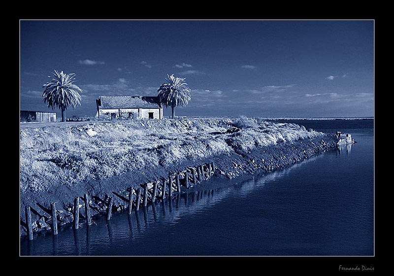"фото ""Lost land"" метки: архитектура, пейзаж, вода"