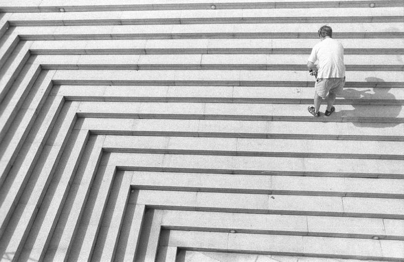 "фото ""Step by Step"" метки: черно-белые,"