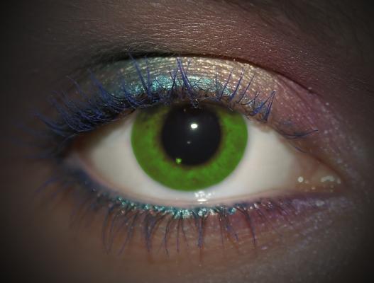 """фото """"Eye"""" метки: макро и крупный план, гламур,"""