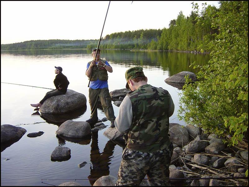 видео на рыбалку новые карты