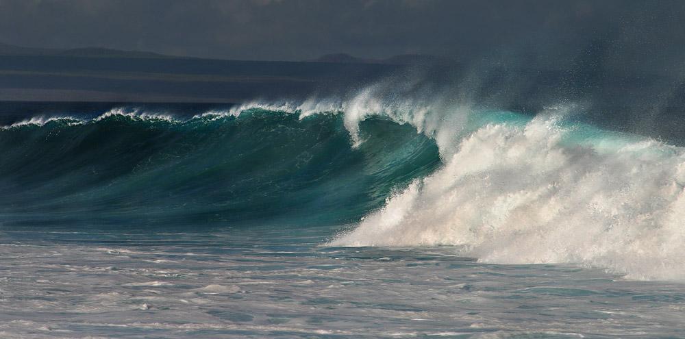 "фото ""Волна Тихоокеанская."" метки: пейзаж, вода"