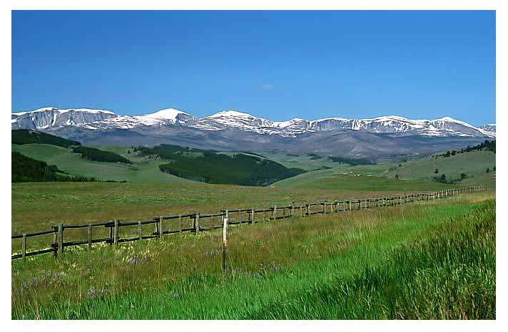 "фото ""Yellow Stone NP"" метки: путешествия, пейзаж, Северная Америка, горы"