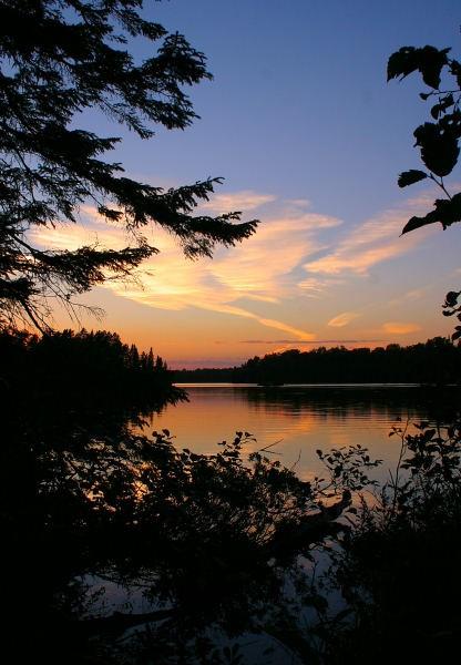 """фото """"Postcard Sunset"""" метки: пейзаж, путешествия, Северная Америка, закат"""