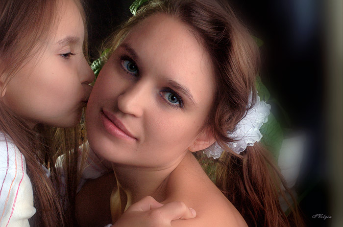 "фото ""Мама"" метки: портрет, женщина"