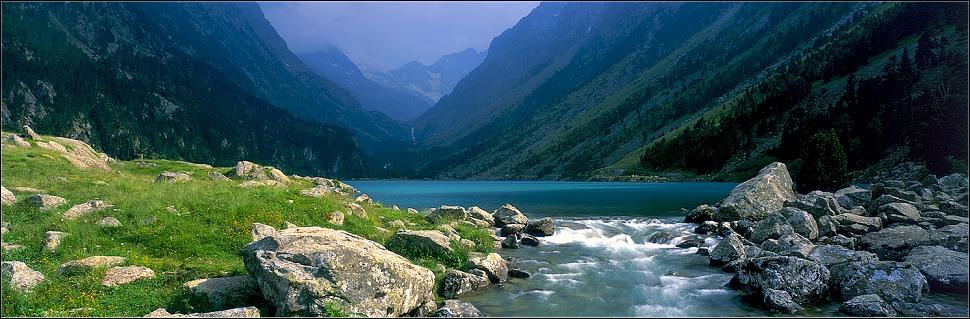 "photo ""Intimate landscape (7) Lac de Gaube"" tags: travel, landscape, Europe, mountains"