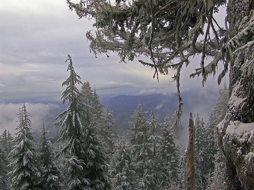 """фото """"white flavor"""" метки: пейзаж, горы, зима"""